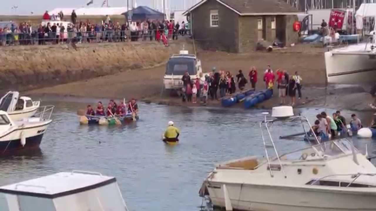 Raft races 2014