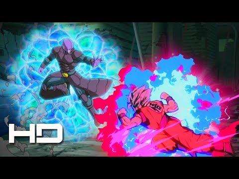 Dragon Ball FighterZ - SSBK Goku VS Hit Gameplay 1080p HD60