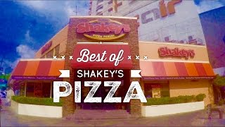 Gambar cover Best of Shakeys Pizza Makati Metro Manila Philippines 24 Hours by HourPhilippines.com