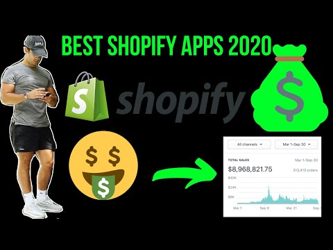 BEST SHOPIFY APPS EVERY BEGINNER SHOULD HAVE - THESE MAKE YOU FREE MONEY (WITH PROOF) thumbnail