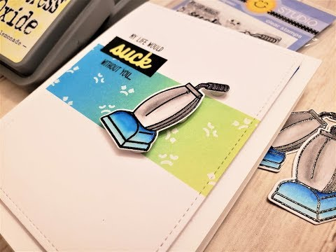 Making a Sucky Card!