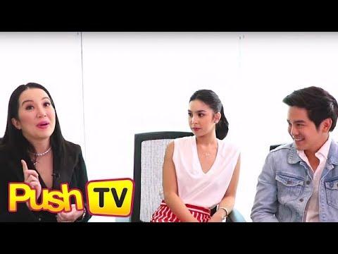 Kris Aquino praises Joshua Garcia as an actor
