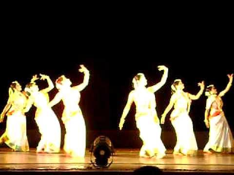 Rabindra Nritya - Aloker ei jharnadharay