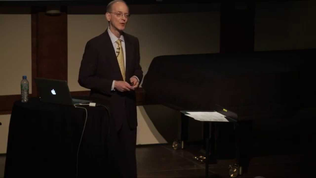 Michael Parloff: Lecture on Schubert's Winterreise