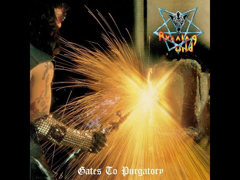 Running Wild - Gates To Purgatory (FULL ALBUM)