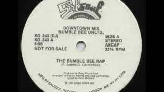 Bumblebee Unlimited - Bumble Bee Rap (1980)
