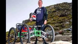 3 wheel mountain bike
