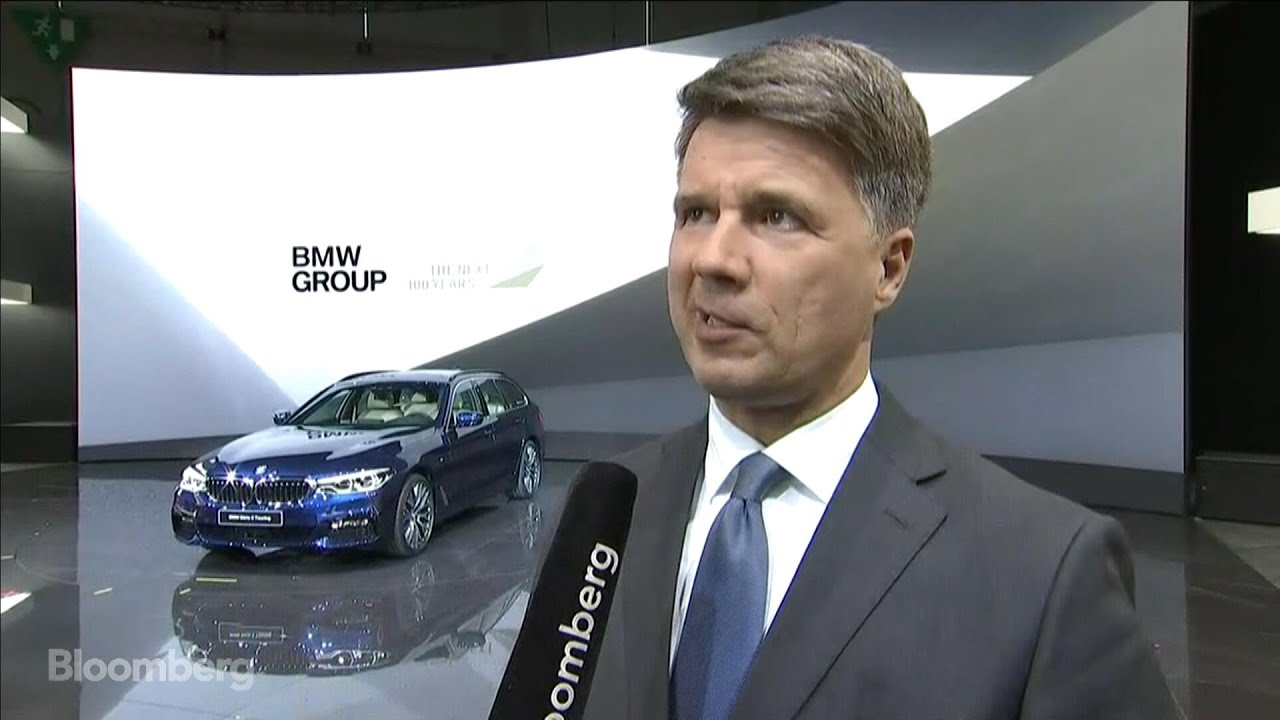 Bmw Ceo On Product Lineup Sales Forecast Youtube