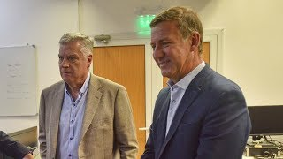 Gutiérrez y Arduh, en el anticipo de la campaña