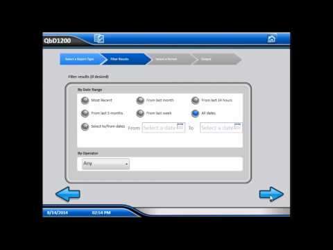 Hach QbD1200 Virtual Demo – Going Paperless