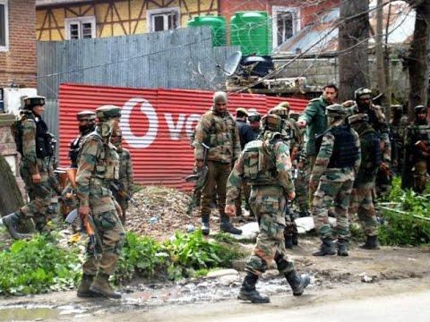Two Army Jawans Injured In Anantnag Grenade Blast