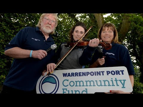 Port funding hits right note with Warrenpoint Comhaltas