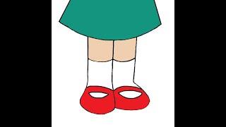 赤い靴 Red Shoes(童謡)