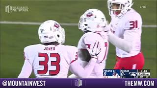 CONDENSED GAME: Fresno State Bulldogs vs Nevada Wolf Pack