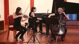 D.Shostakovich - Trio Nr.2 in E minor, op.67, Andante