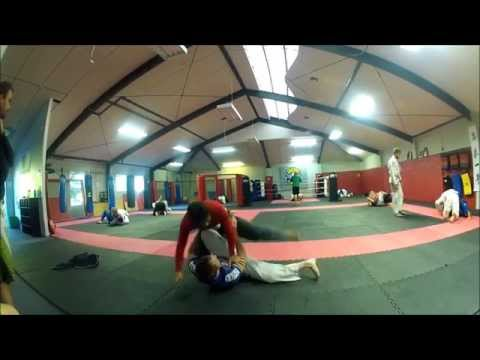 White Belt Abroad - 20150218 - The Martial Arts Academy, Tauranga, NZ - Roll 1