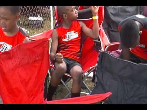 Xavier Carter Track Houston Youth League