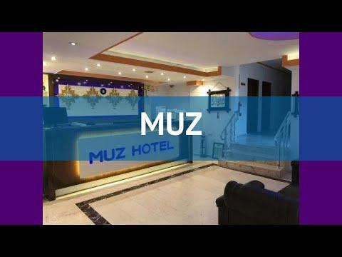 MUZ 3* Турция Алания обзор – отель МУЗ 3* Алания видео обзор