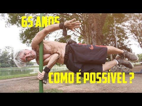 José Carlos - 65 - O vovô mais forte do planeta!