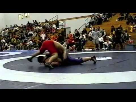 2004 CIS Championships: 130 kg David Zilberman vs. Ian Patton
