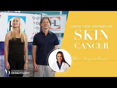 Tips On How To Identify Skin Cancer For Yourself and Your Partner