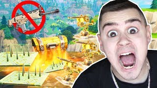 Nur FALLEN CHALLENGE in Fortnite ..