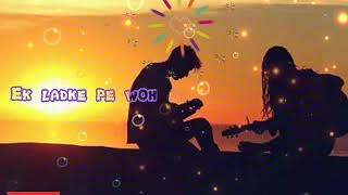 Video Aankhen khuli ho ya ho band Song Lyrics // Bollywood hit song From Mohabbatein film download MP3, 3GP, MP4, WEBM, AVI, FLV April 2018