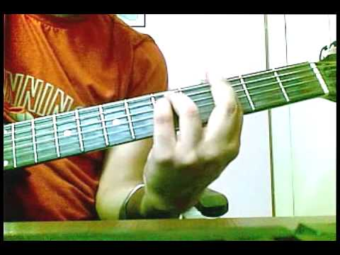 learn TANHA DIL on guitar