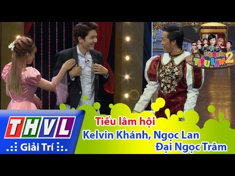 THVL | Hội quán tiếu lâm 2 - Tập 14: Tiếu lâm hội - Khách mời Kelvin Khánh, Ngọc Lan, Đại Ngọc Trâm
