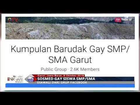 Grup Facebook Gay Siswa SMP/SMA di Garut Bikin Geger dan Resahkan Warga - BIM 08/10
