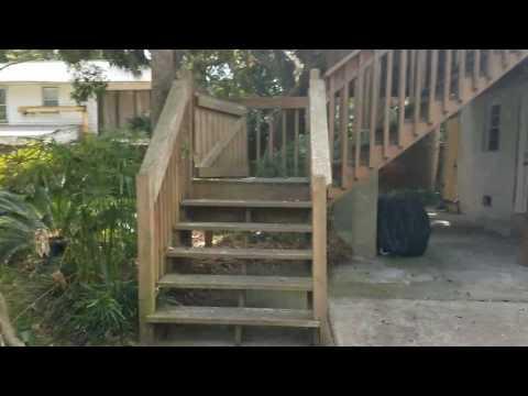 1014 East Ashley Folly Beach Rental Check In Video