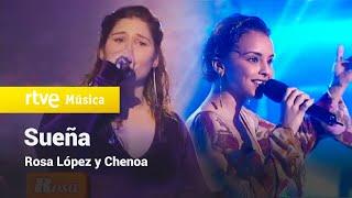 """""""SUEÑA"""" - Rosa López y Chenoa   OPERACIÓN TRIUNFO"""