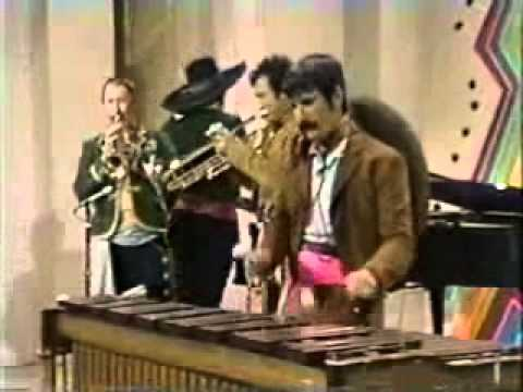 Baja Marimba Band-Portuguese Washer Woman