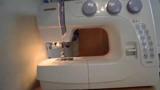 видео Швейные машины Janome | Устройство и ремонт швейной машины Джаноме