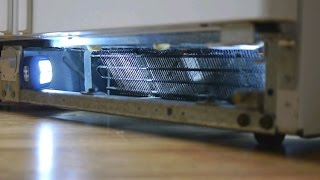 Tool Tip #33 An Easy Way to Clean Refrigerator Coils
