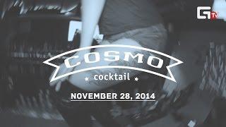 Cocktail Cafe Cosmo — Самая коктейльная вечеринка | DJ AXEL