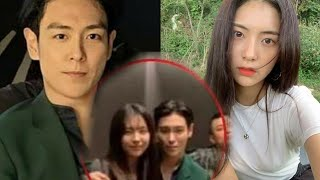 Bigbang's T.o.p Rumored To Be Dating Sm C&c Actress Kim Gavin After Couple Photos Spread Online