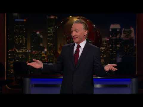 Monologue: Tweet Sorrow   Real Time with Bill Maher (HBO)