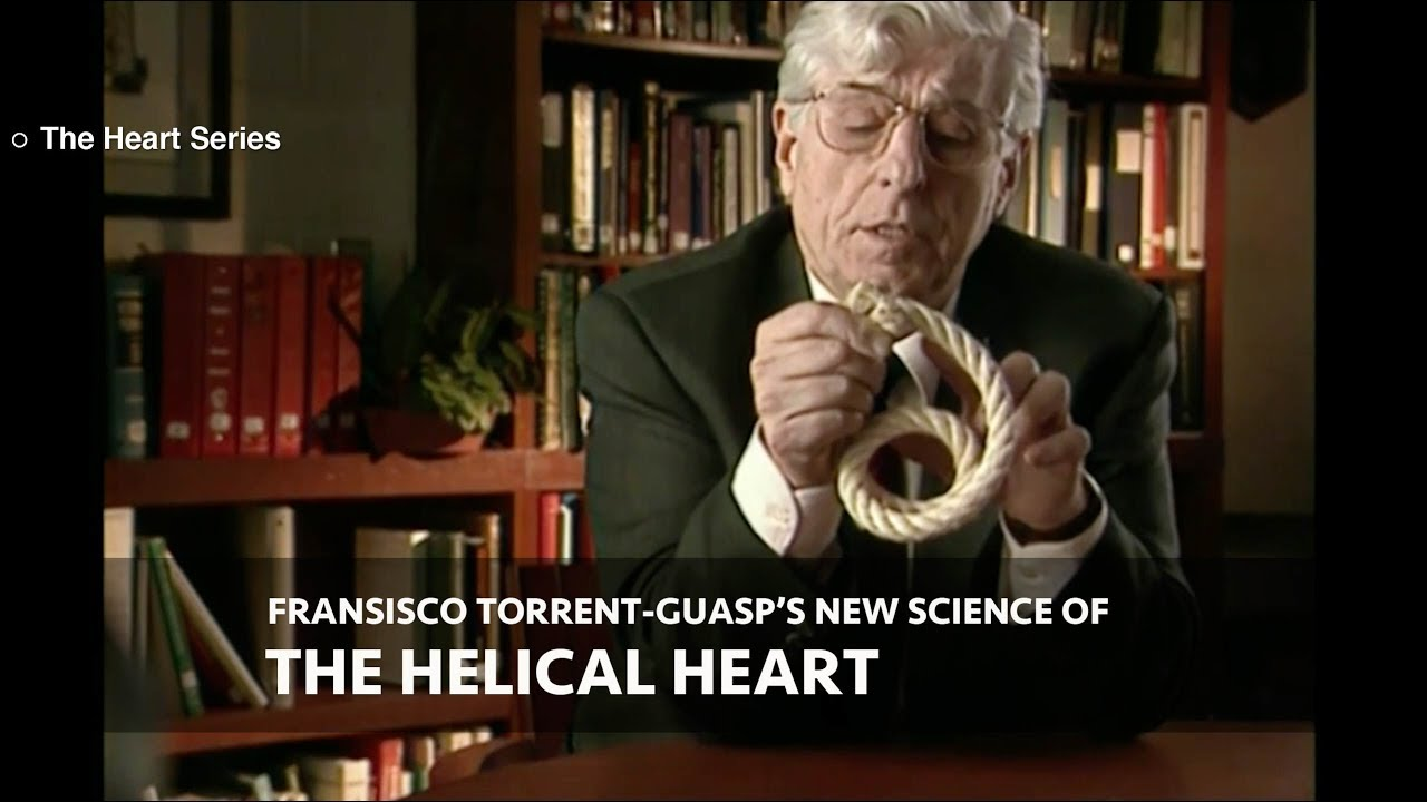 Fransisco Torrent Guasps New Science Of The Helical Heart Youtube