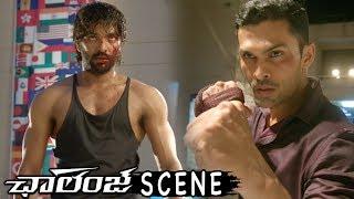 Jai Boxing With Ashwin - Stunning Fight Scene - Challenge Latest Movie Scenes