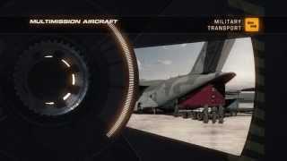 EMBRAER KC-390 - Military Transport Aircraft