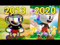 Gambar cover Evolution of Cuphead 2013-2020