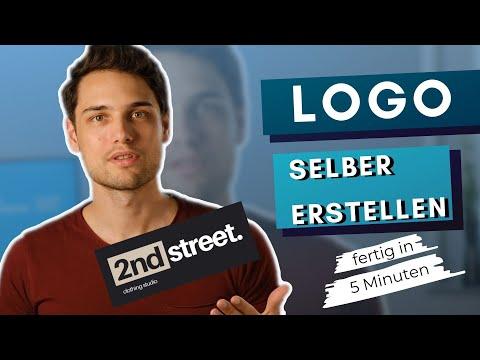 Logo selber erstellen ➤ professionelles Logo fertig in 5 Minuten [kostenlos]