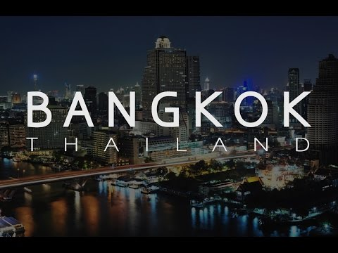 Bangkok City - Thailand (HD)