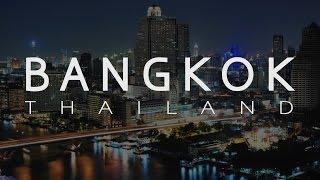 Bangkok City - Thailand 2016 (HD)