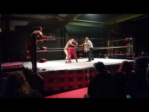 WCWO: Young Dragons (Josh Crane and Dale Patricks) Vs Ace Perry and Slade Porter