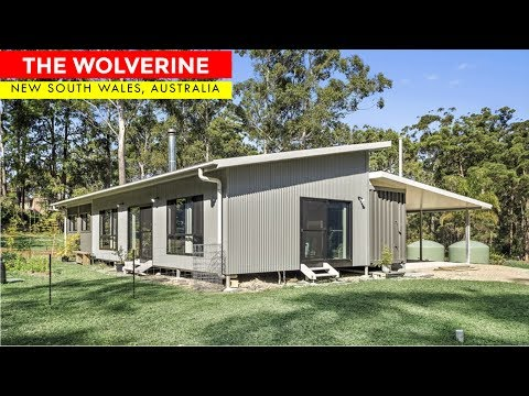 The Wolverine- Container Build Group Home in NSW, Australia