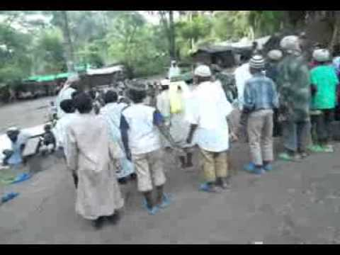 Islamic ADF Rebels in Congo - Children on Display