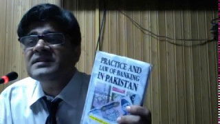 LBA Lecture: Introduction to Banking Laws by Mohammad A. Qayyum ASC 2/3