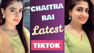 Chaitra Rai Latest Tiktok Videos - TV Serial actress